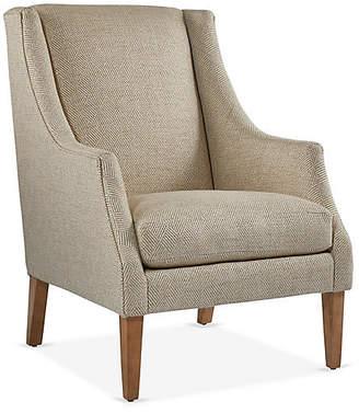 Robin Bruce Jackson Wingback Chair - Sand