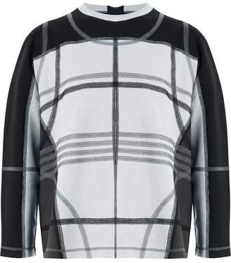 Craig Green panelled sweatshirt