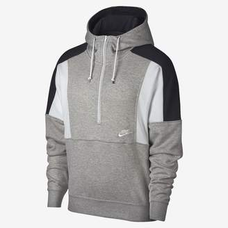 Nike Sportswear Men's Fleece Half-Zip Hoodie