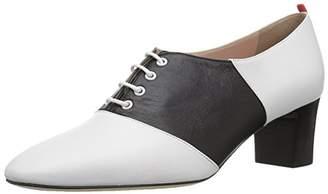 Sarah Jessica Parker Women's Olivia Oxford Lace Up Block Heel
