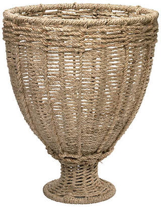 Jamie Young Large Jute Urn - Natural