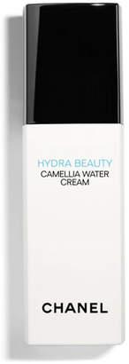 CHANEL HYDRA BEAUTY CAMELLIA WATER CREAM ILLUMINATING HYDRATING FLUID, 1.0 oz./ 30 mL