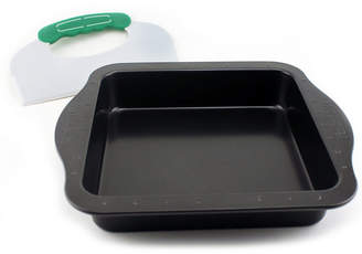 Berghoff Perfect Slice Square Cake Pan with Cutting Tool