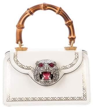 Gucci 2018 Mini Gatto Top Handle Bag