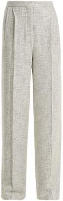 The Row Hester high-rise wide-leg trousers