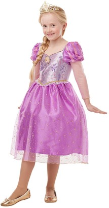 Disney Princess Disney Princess Glitter & Sparkle RapunzelFancy Dress