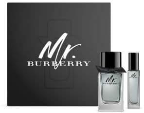 Burberry Mr. Eau de Toilette Gift Set