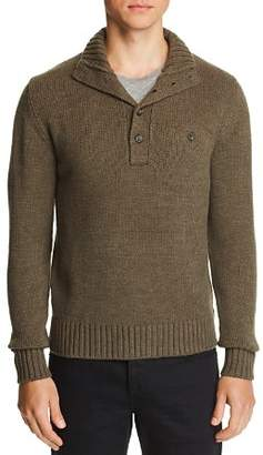 OOBE Rutledge Chest-Pocket Pullover Sweater