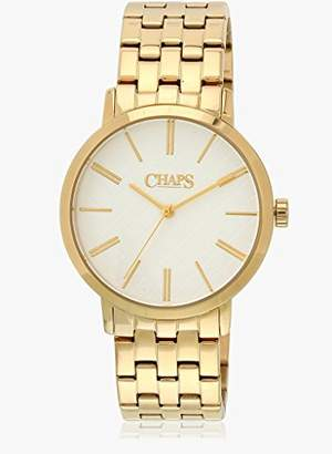 Chaps Women's 'Whitney' Quartz Stainless Steel Casual Watch