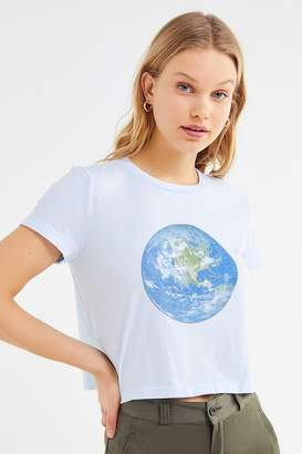 Truly Madly Deeply Earth Cropped Tee