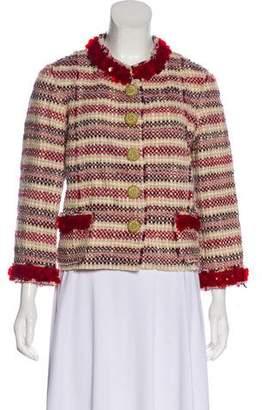 Marc Jacobs Wool Tweed Jacket