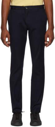 HUGO Navy Heldor Trousers