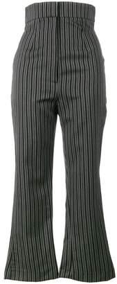 Jacquemus Le Corsaire Trompette high waist trousers