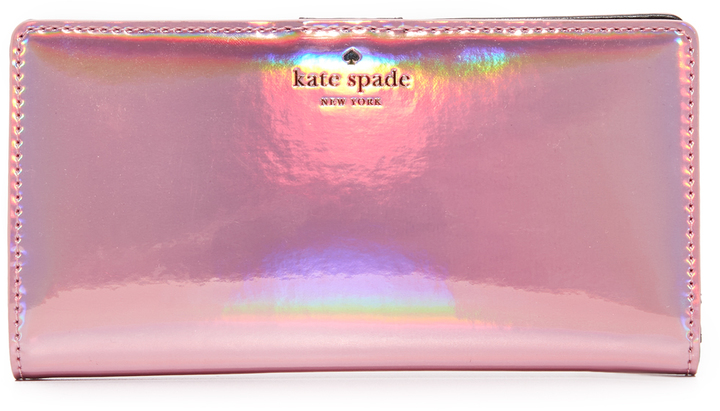 Kate Spade Kate Spade New York Oil Slick Stacy Wallet