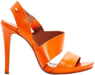 Sportmax Leather sandals