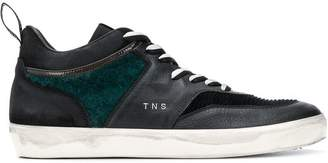 Leather Crown MTNS sneakers