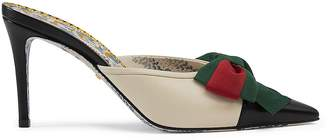 Gucci Women's Leather Mules