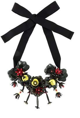 P.A.R.O.S.H. floral necklace