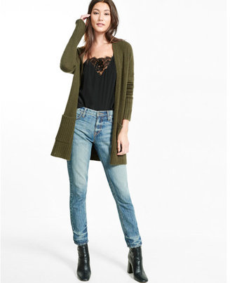 Express oversized pocket cover up $59.90 thestylecure.com