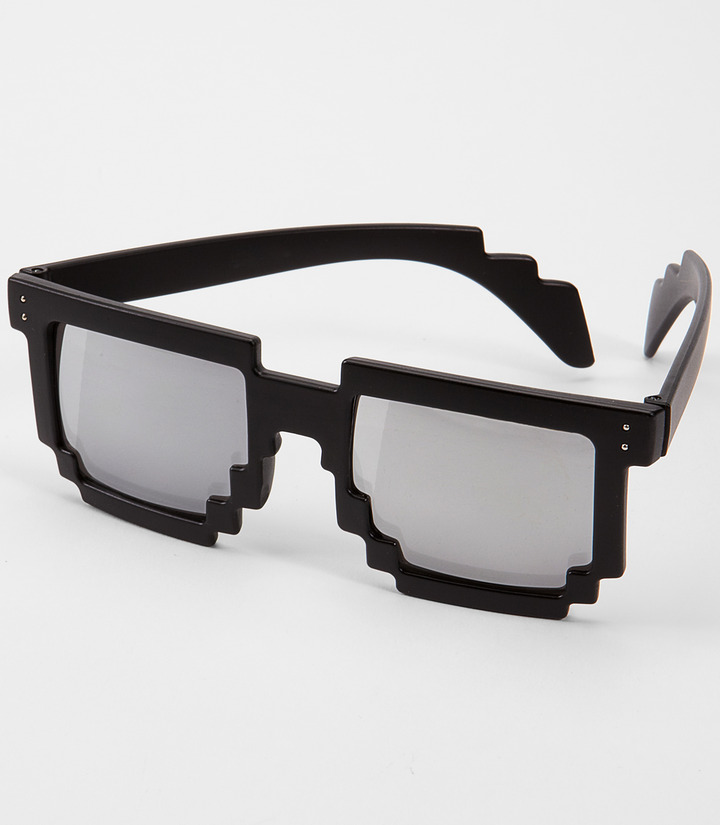 Fred Flare Pixel Frame Sunglasses