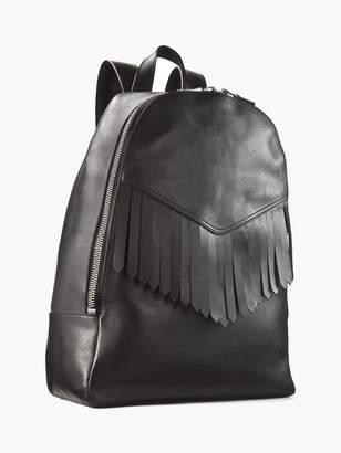John Varvatos Moto Fringe Backpack