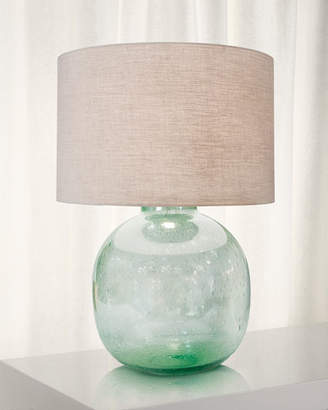 Regina-Andrew Design Regina Andrew Design Seeded Recycled Glass Table Lamp