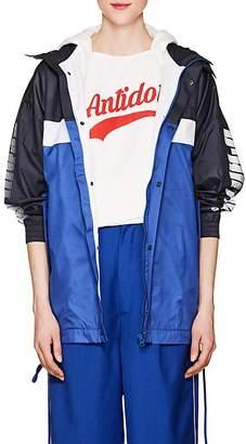 "D-ANTIDOTE Women's ""90s"" Colorblocked Jacket"