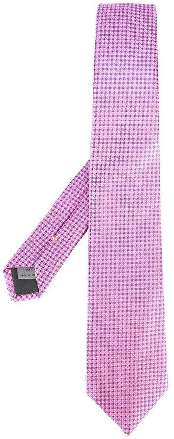 CanaliCanali circle pattern tie