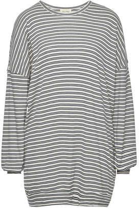 American Vintage Striped Cotton Top