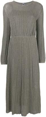 M Missoni metallic long dress