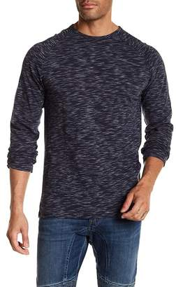 Joe Fresh Long Raglan Sleeve Crew Neck Tee