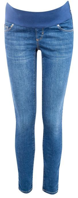 Topshop Topshop Maternity dark mdt leigh jeans