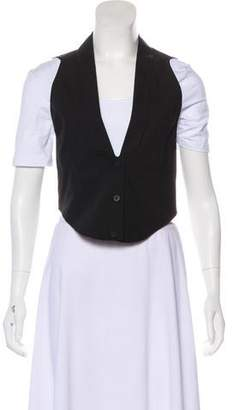 Helmut Lang Lightweight Cropped Vest w/ Tags
