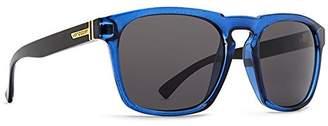 Von Zipper VonZipper Mens Banner Sunglasses, /Gray, Fits All