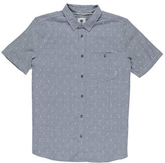 Element Men's Bowmont Short Sleeve Woven Shirt
