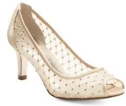 Adrianna Papell Jamie Peep Toe Heels