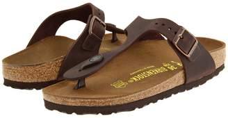 Birkenstock Gizeh Oiled Leather Women's Sandals