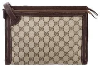 Gucci Vintage GG Plus Pochette