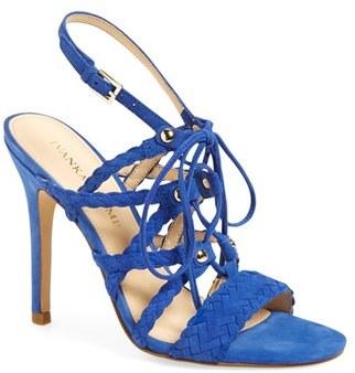 Ivanka Trump 'Hera' Sandal $144.95 thestylecure.com