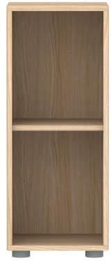 Flexa Play Popsicle Narrow 1 Shelf Bookcase L30cm