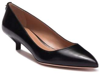 HUGO BOSS Pointy Kitten Heel Pump