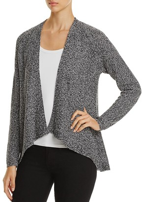 Eileen Fisher Angled-Front Linen Cardigan $248 thestylecure.com
