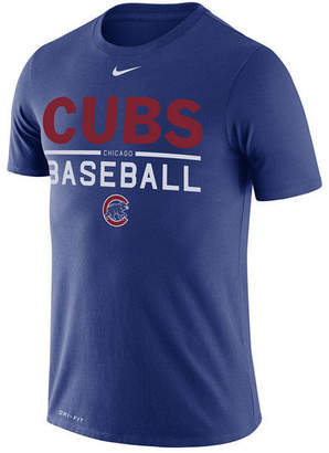 Nike Men's Chicago Cubs Dry Practice T-Shirt
