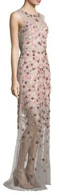 Elie Tahari Augenie Embellished Gown $1,498 thestylecure.com