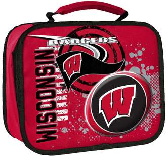 NCAA Wisconsin Badgers Accelerator Insulated Lunch Box by Northwest