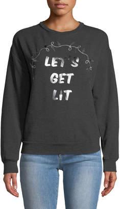 Neiman Marcus Lets Get Lit Sweatshirt