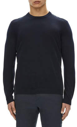 Theory Camis New Sovereign Crewneck Wool Sweater