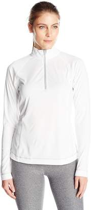 Cutter & Buck Women's CB Drytec Long Sleeve Evolve Half-Zip
