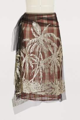 N°21 N 21 Clotilde skirt