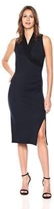 T Tahari Women's Welma Sleeveless Knit Dress
